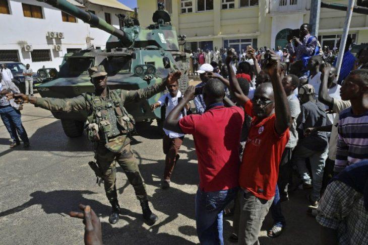 Arrestation en Suisse d'un ex-ministre gambien accusé d'actes de torture