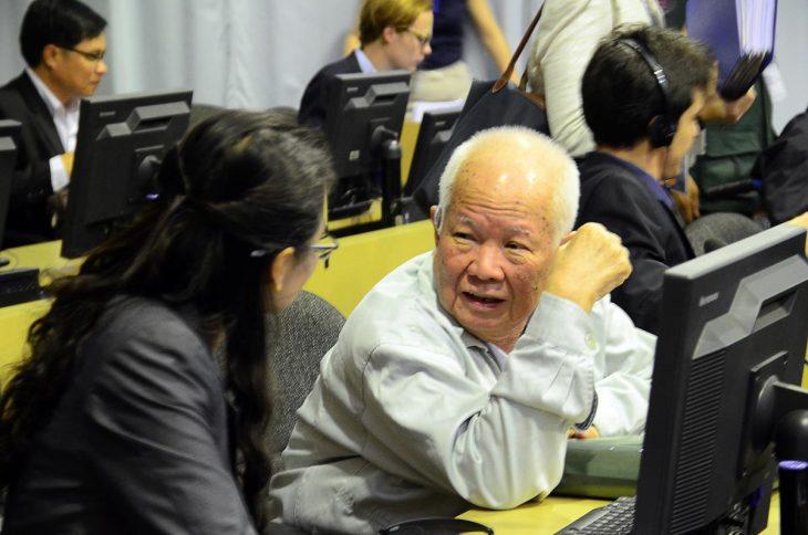 Les chefs khmers rouges condamnés pour génocide