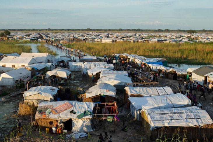 Le Soudan du Sud sombre silencieusement