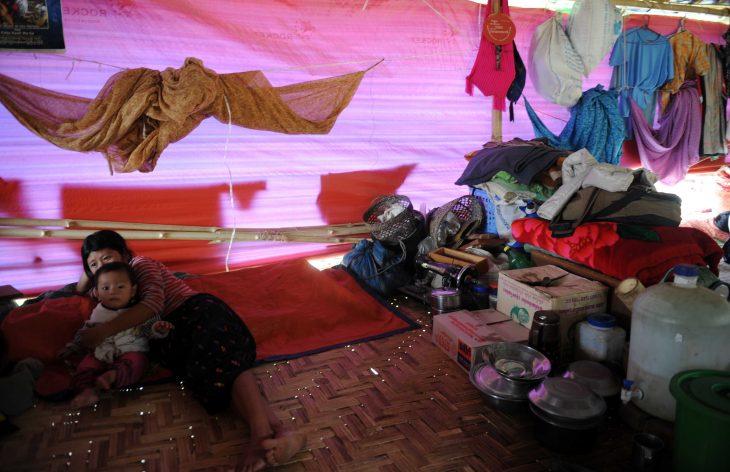 In Myanmar, women targeted by human trafficking in Kachin