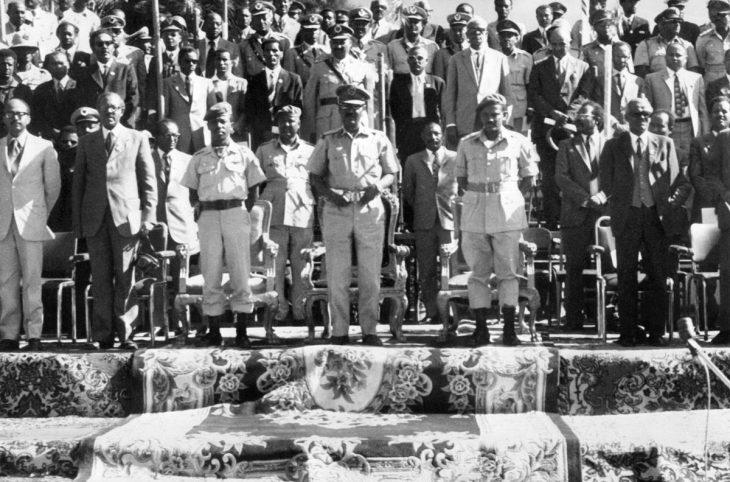 La justice américaine face à la terreur rouge éthiopienne