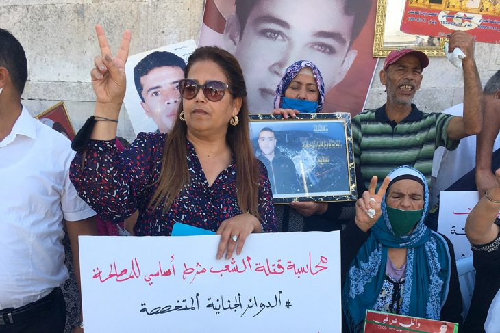 Tunisian transitional justice in danger, warns civil society