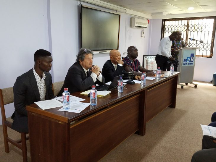 Lawyer Reed Brody believes Gambian ex-dictator can be brought to justice in Ghana