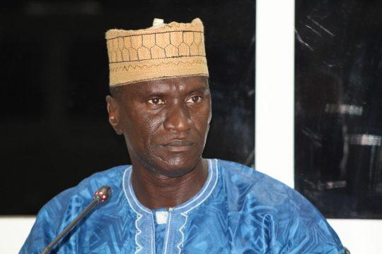 Major Baaji, Janus of the Gambian Intelligence Agency