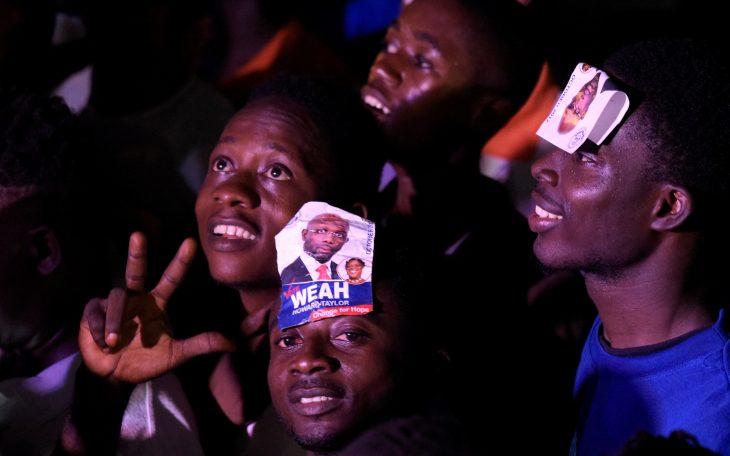 L'élection de George Weah, première transition démocratique au Liberia