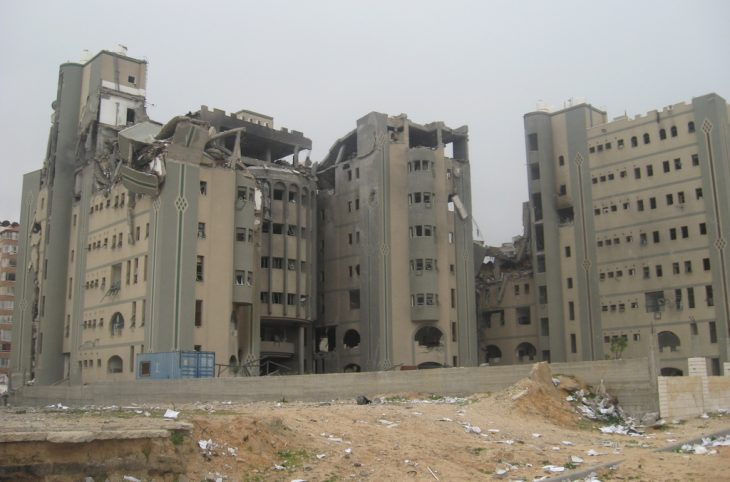 ICC, GAZA AND THE RULES OF WAR
