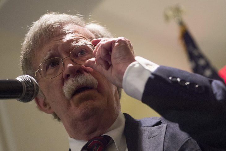John Bolton va-t-il ressouder les partisans de la CPI ?