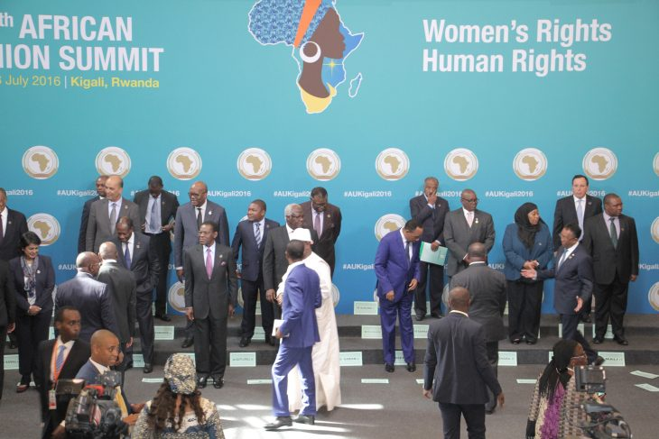 Week in Review: AU Silence on the ICC, and Debate on International Tribunals