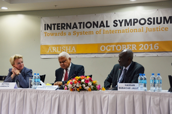 African lawyers back the ICC