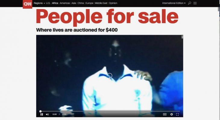Esclavage en Libye: «tout le monde savait»