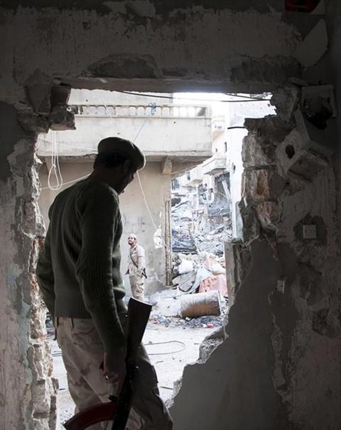 HRW : War Crimes in Libya as Benghazi Residents Flee