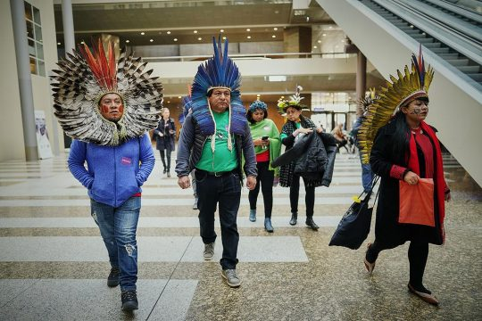 Unpunished in Brazil, crimes against indigenous people are submitted to the ICC