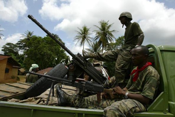 European Arrests Refuel Impunity Debate in Liberia