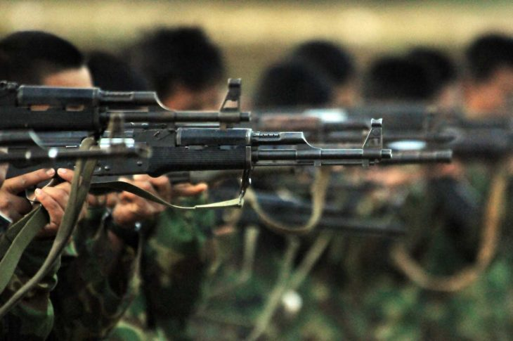 Myanmar: The life of a Kachin soldier