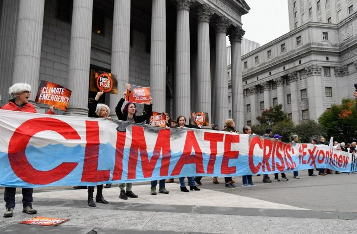 Climate change: How to make corporations responsible?