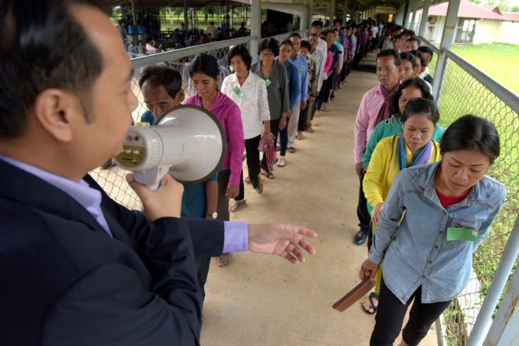 Cambodia: Learning lessons from victims' participation