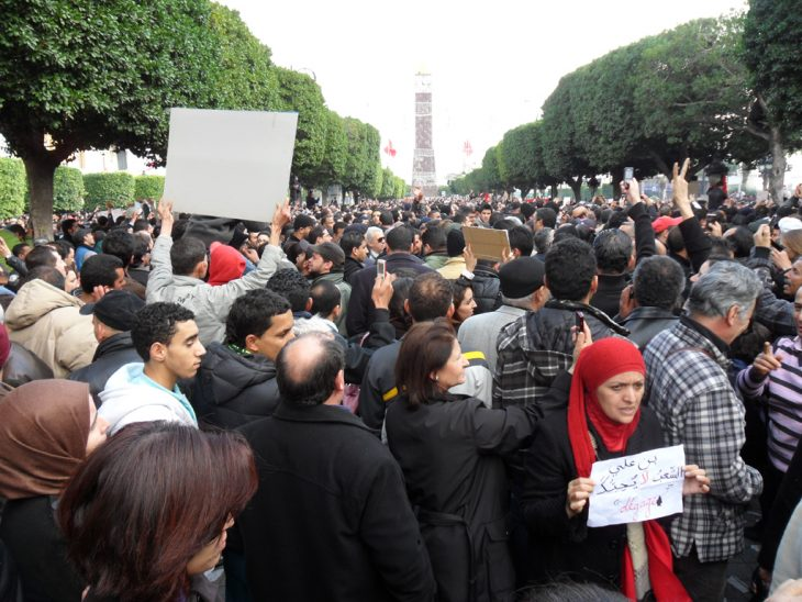 Political resistance: how cross-cutting frictions drive and define transitional justice in Tunisia