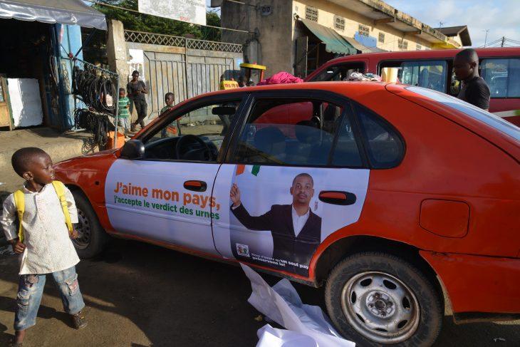 Côte d'Ivoire : l'ombre de Gbagbo sur la présidentielle