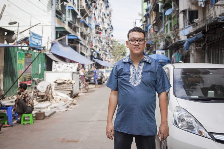 For Muslims across Myanmar, citizenship rights a legal fiction