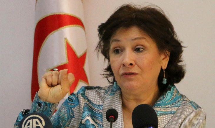 """Sihem Bensedrine:  """"France and the World Bank should compensate Tunisian victims"""""""
