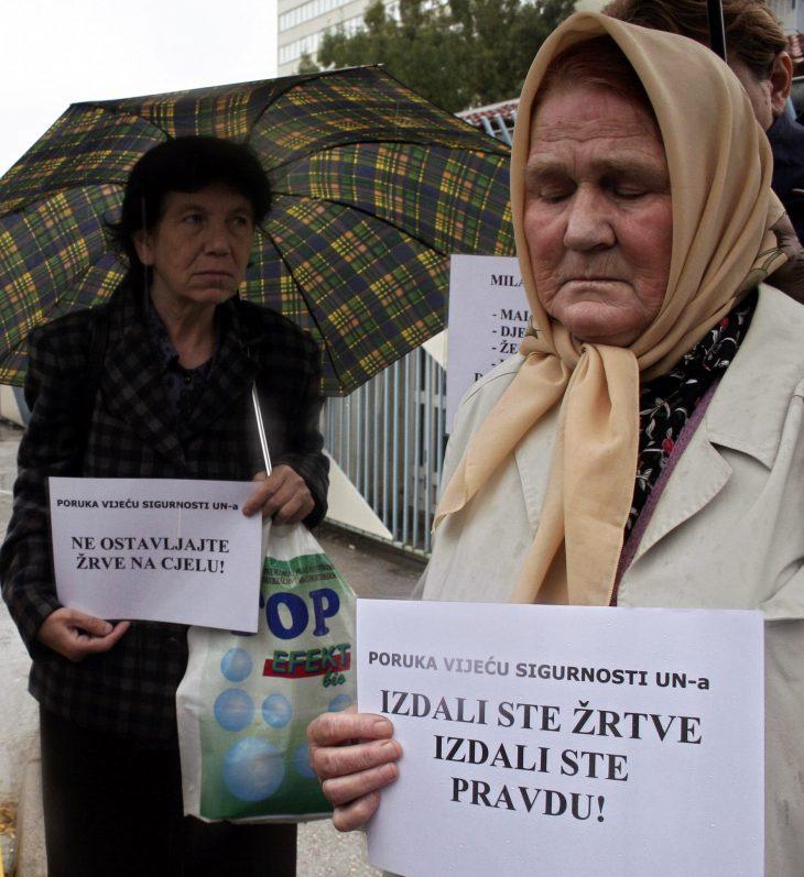 """Bosnia: """"Compensation empowers war crimes survivors"""", says TRIAL"""
