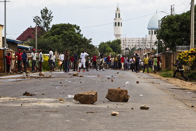 BURUNDI GOVERNMENT'S CHOSEN PATH COULD PLUNGE COUNTRY INTO GRAVE CRISIS, SAYS EXPERT