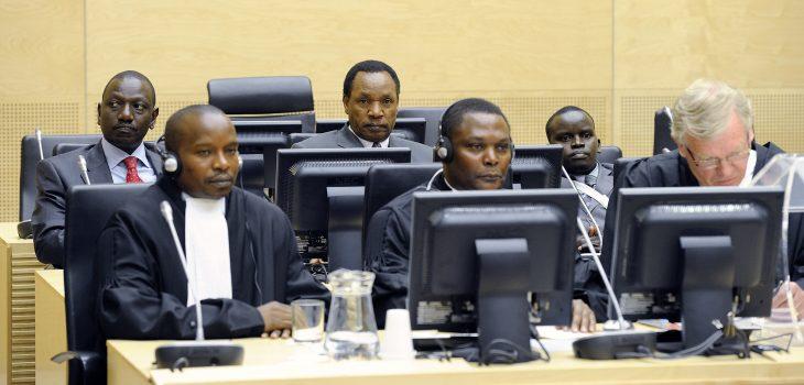 CPI : «le dangereux précédent» du Kenya
