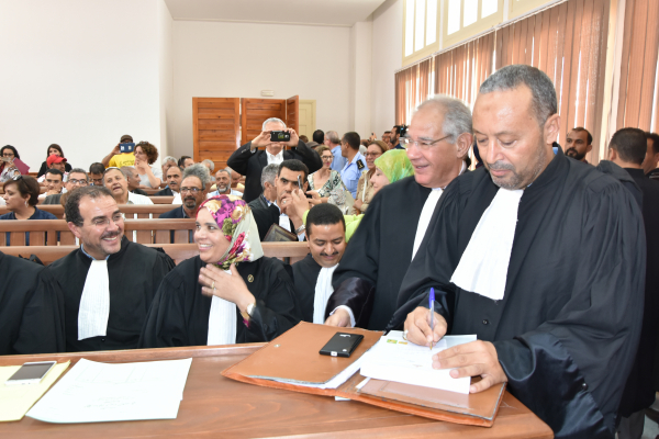 The silence of the accused in Tunisia