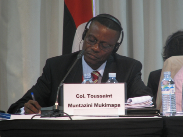 Central African Special Court gets Congolese Prosecutor