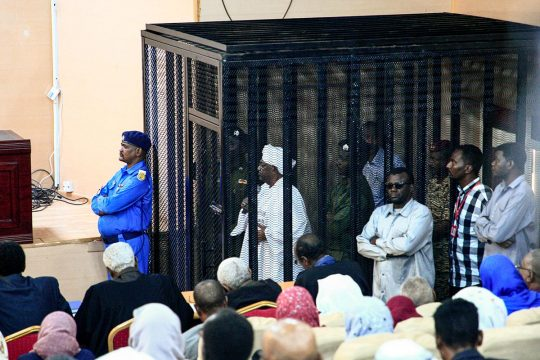 Sudan: If Al-Bashir can't go to the ICC, will the ICC go to Al-Bashir?