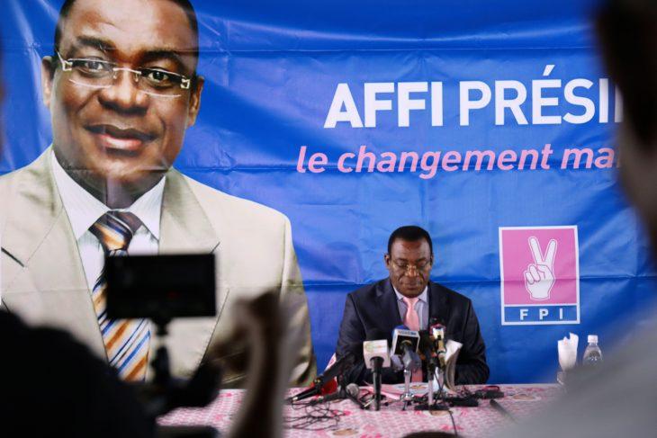 Côte d'Ivoire : pour qui roule Affi candidat de l'opposition ?
