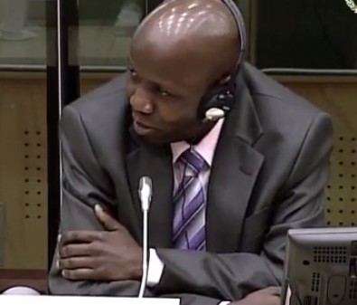 Former ICC Witness Regrets Testifying