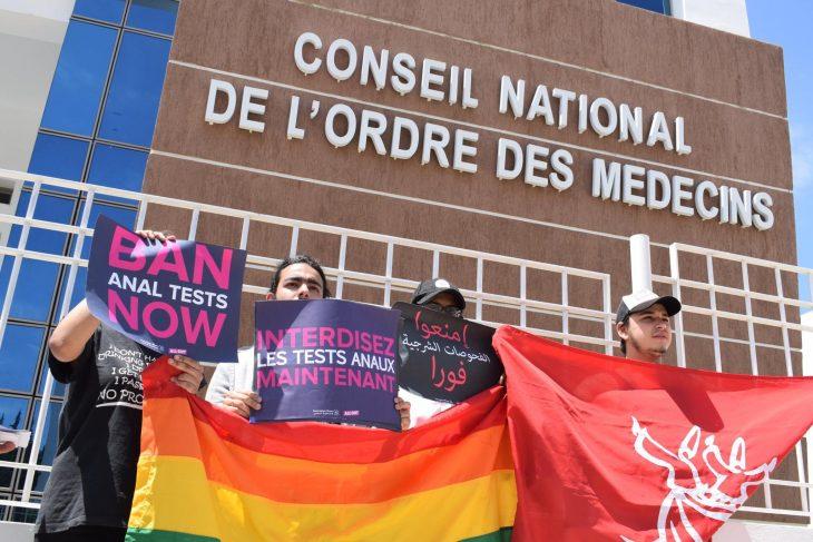 Le combat d'une avocate contre le «test de la honte» imposé aux homosexuels en Tunisie