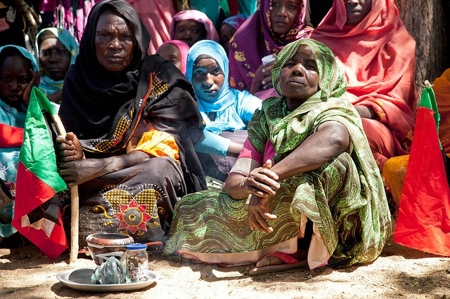 Parity for Women in Peace Processes Needs more Action, says Expert