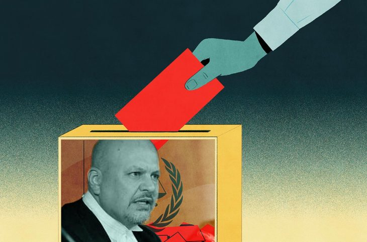 Election of the ICC Prosecutor: Here is your vote!