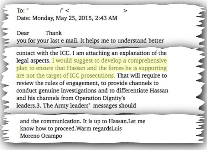 Un acte d'accusation contre la Cour pénale internationale