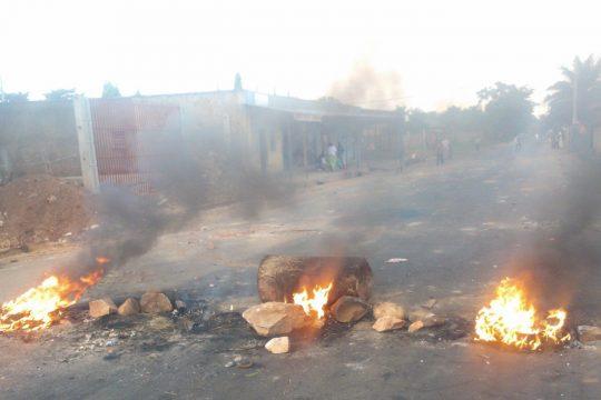 Opinion : Burundi's Descent Into Lawlessness