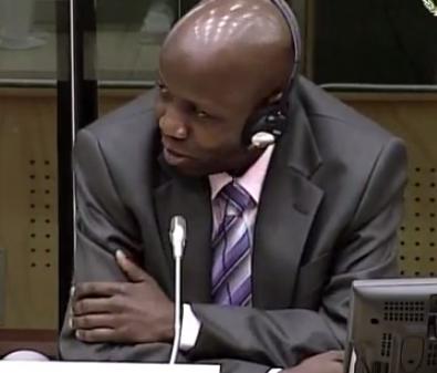 «je regrette d'avoir témoigné devant la CPI»