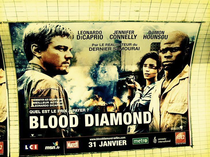 BELGIAN CASE ON SIERRA LEONE BLOOD DIAMONDS COULD SET PRECEDENT