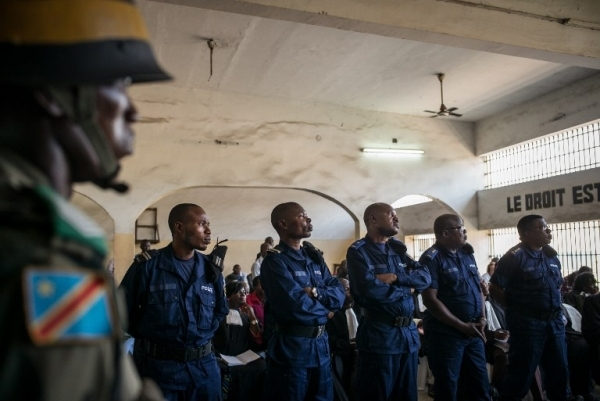 Transitional Justice's Uneven Path in the DRC