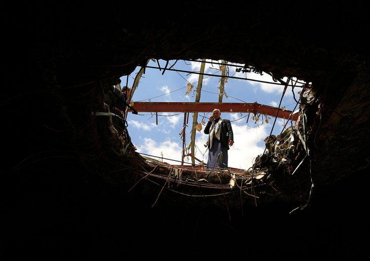 Looking for ways to address war crimes in Yemen