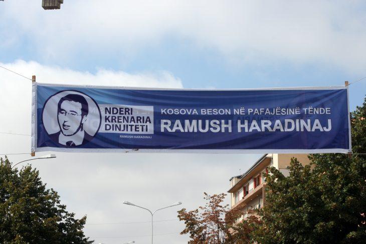 Un «Rambo» Premier ministre du Kosovo accusé de crimes de guerre