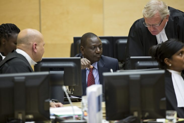 Kenyan Deputy President Fights to Get Free of the ICC