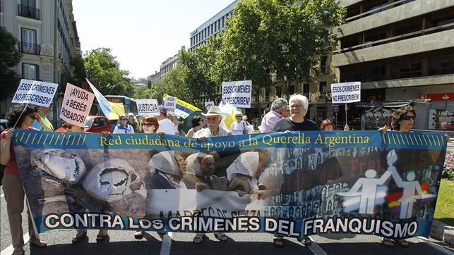 Spain: Seeking Justice in Argentina