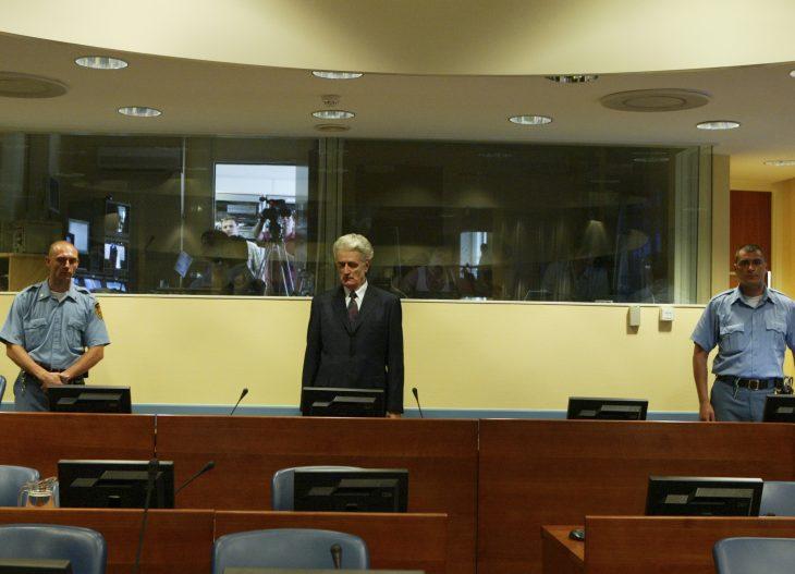 la semaine de la justice transitionnelle : Karadzic, Bemba et la RCA