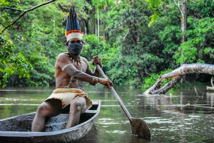 Comment Covid-19 peut faire dérailler les réparations en Amazonie colombienne