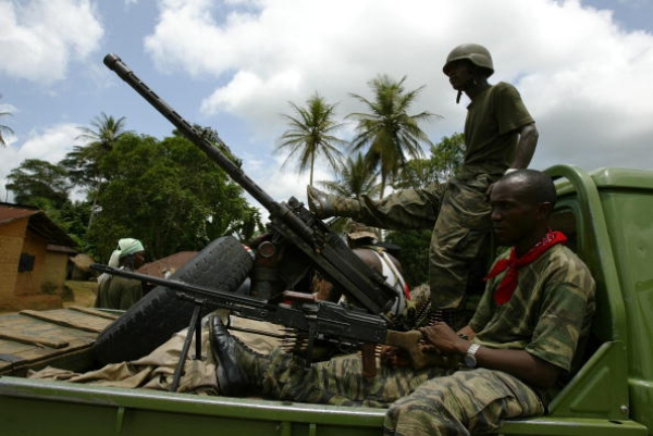 """Liberian war victims to testify in US """"Jungle Jabbah"""" case"""