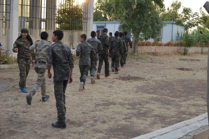 Comment une ONG suisse enseigne le droit humanitaire aux rebelles syriens