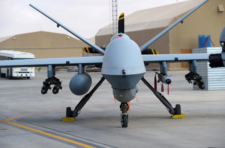The ever expanding drone wars