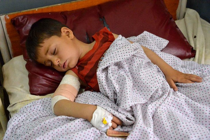 Afghanistan victims in limbo